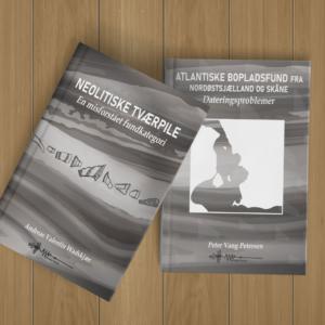 Udgiv bog Neolitiske tværpile og Atlantiske bopladsfund Peter Vang Petersen Andreas Valentin Wadskjær