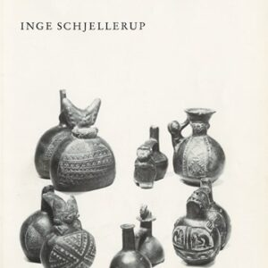 Chimu pottery plates inge schjellerup wadskjær forlag