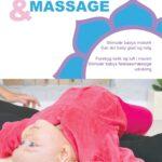 Babyyoga massage mia Rasmussen Wadskjær Forlag forside